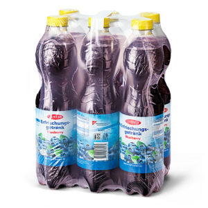 Quelly Blueberry 150cl 6Pack
